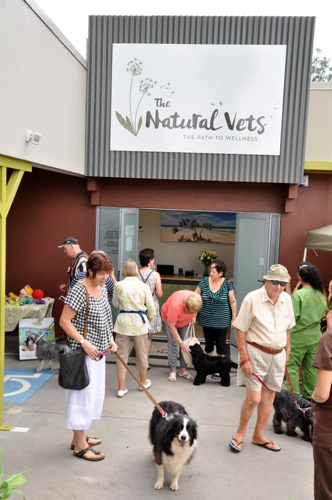 The Natural Vets - Open Day 1