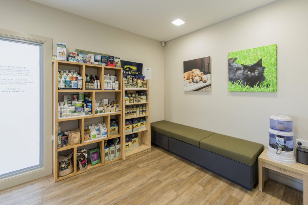 Natural Vets Foyer Holistic Vet