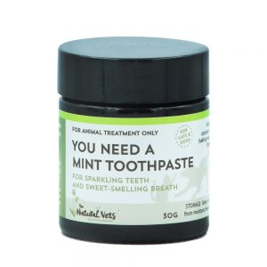 You Need a Mint Toothpaste - Sunshine Coast Holistic The Natural Vets
