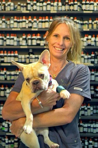 The Natural Vets Holistic Nurse Tammy